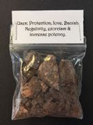 DRAGONS BLOOD Incense Resin 10g | Pagan, Wicca & Witchcraft UK Shop